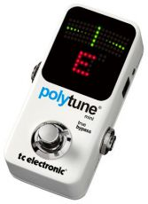 Педаль TC Electronic PolyTune Mini